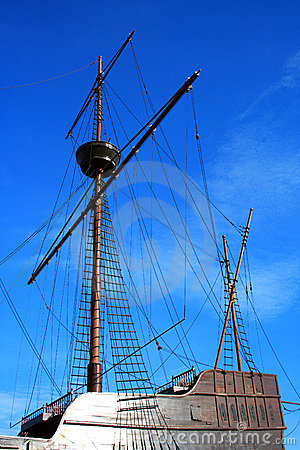 Portuguese Galleon