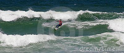 Portuguese Longboard Championship, Gustavo Froufe Editorial Stock Photo