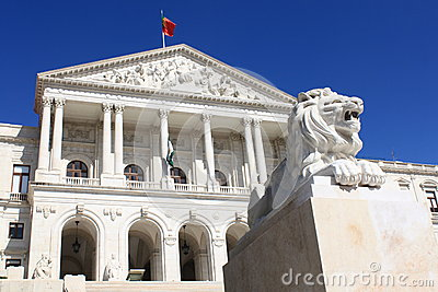The Portuguese Parliament