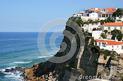 Portuguese white houses of Azenhas do Mar