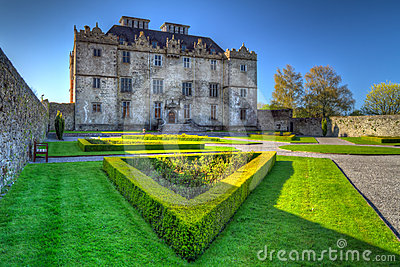 Portumna Castle and gardens