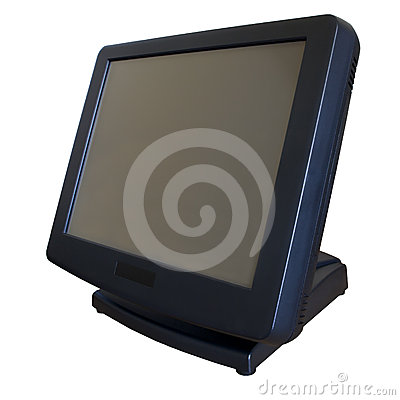 POS all-in-one computer