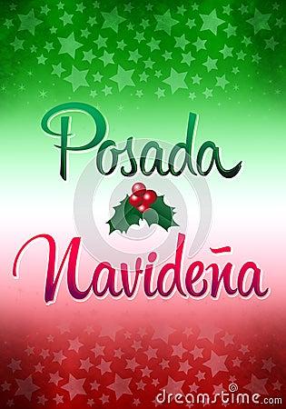 Posada Navidena Stock Photos Image 35683993