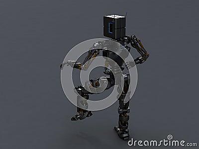 Pose robot