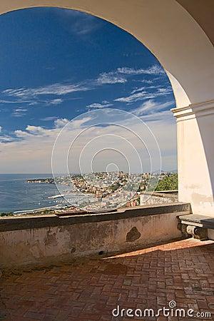 Posillipo, Naples, Italy
