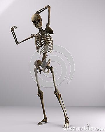 Posing bones