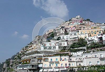 Positano, Naples, Italie