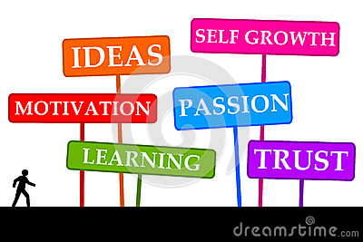 Positive Attitude Royalty Free Stock Photography - Image: 28179387 Positive Quotes About Work
