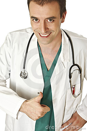 Positive doctor