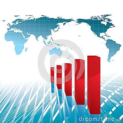 Positive economy chart