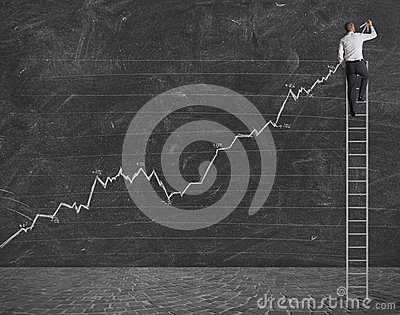 Positive statistische Tendenz