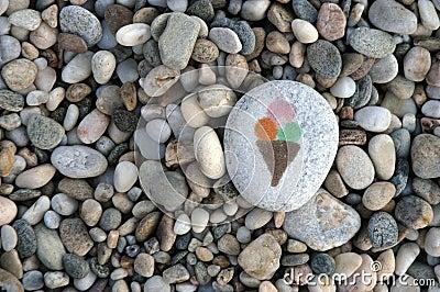 Positive stone 5