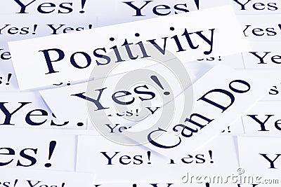 Positivity Concept