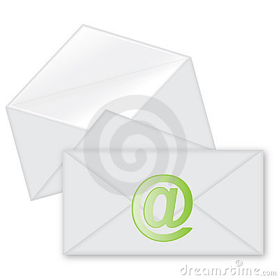 Free Post Envelope (e-mail Envelope) Stock Photo - 18135910