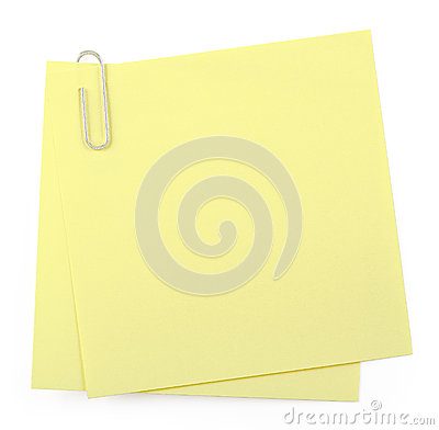 Free Post It Notes Royalty Free Stock Image - 30465126