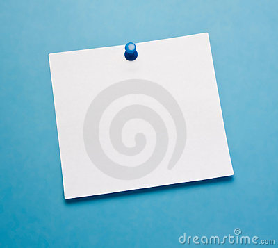 Post-it Note Stock Photos - Image: 9625573