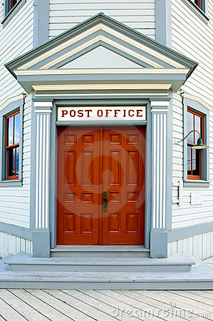 Free Post Office Building Stock Photos - 975873