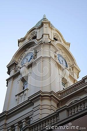 Post Office Clock Tower - Porto Alegre - Brazil