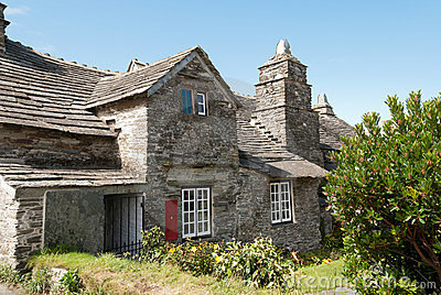 Post Office in Tintagel