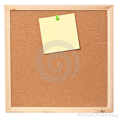 Post-it sticky note