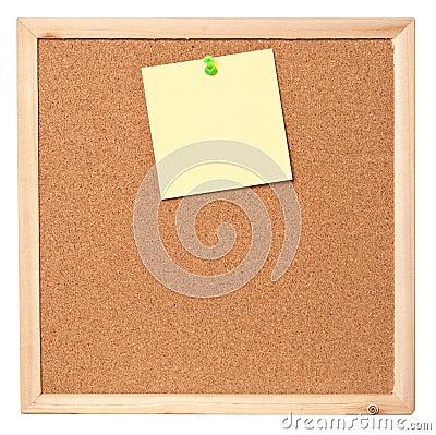 Post-it sticky note
