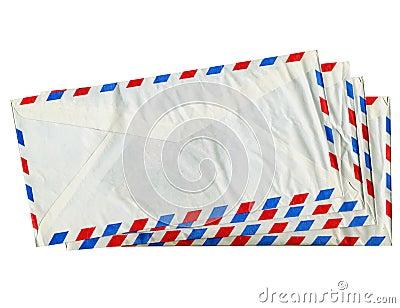 postage letter envelope