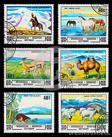 Free Postage Stamp Stock Photography - 29031612