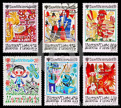Free Postage Stamp Stock Photos - 29292013
