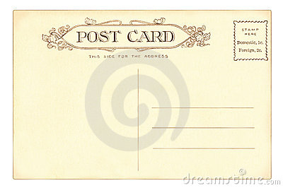 Postcard - 1903