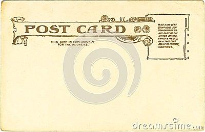 Postcard - 1905