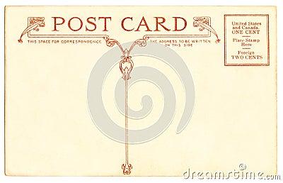 Postcard - 1910