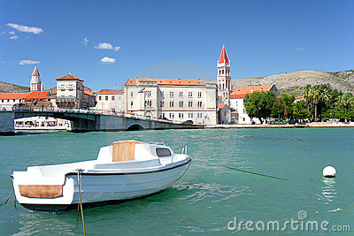 Postcard from Croatia, Trogir