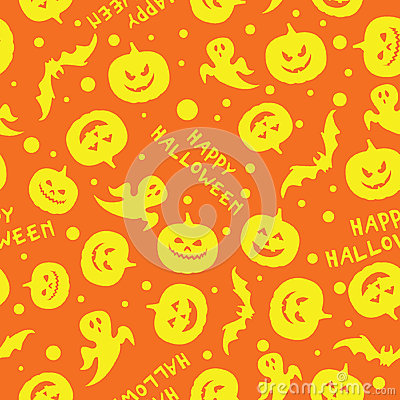 Postcard, poster, background, happy halloween, sea