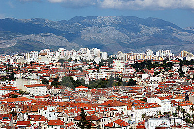 Postcard from Split, Croatia