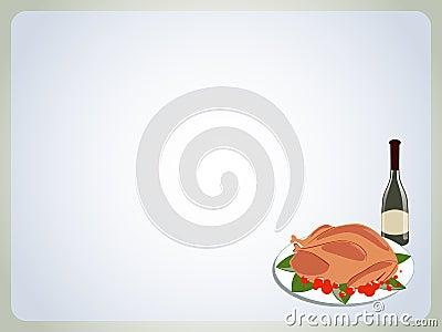 Postcard Thanksgiving