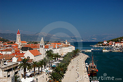 Postcard from Trogir , Croatia