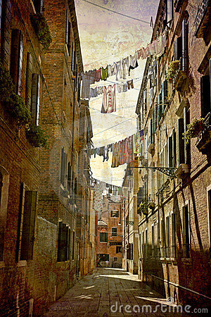 Free Postcards From Italy (series) Royalty Free Stock Image - 7413626