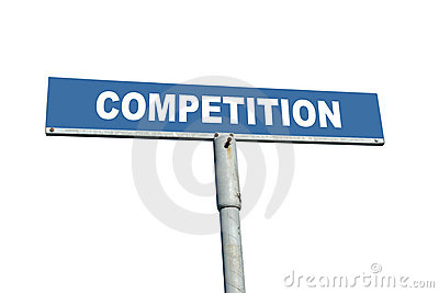 Poste indicador de la competición