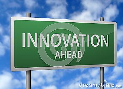 Poste indicador de la innovación