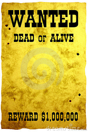 Poster ocidental selvagem