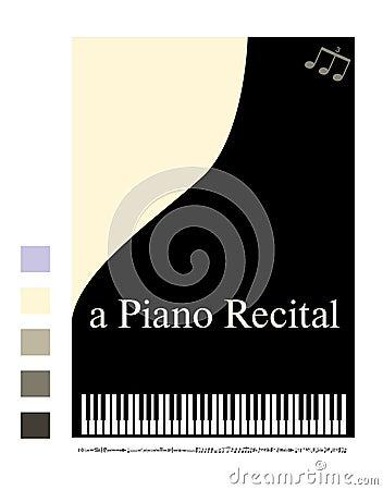 Piano Recital Invitation Template were Fresh Style To Make Inspirational Invitations Design