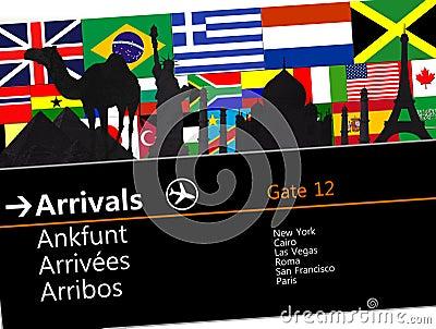 Poster rnational de larisa como ellos