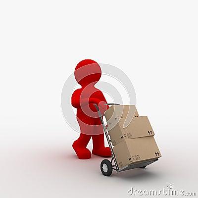 Postman 3D