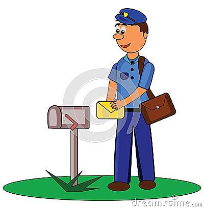 ... Images postman stock illustrations, vectors, & clipart – (1,723