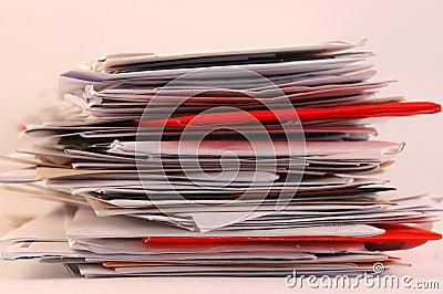 Postspänning