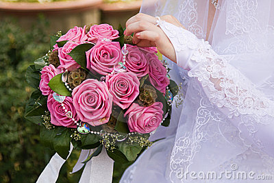 Posy невесты