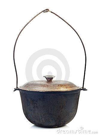 Pot for cooking