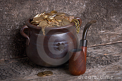 Pot and pipe