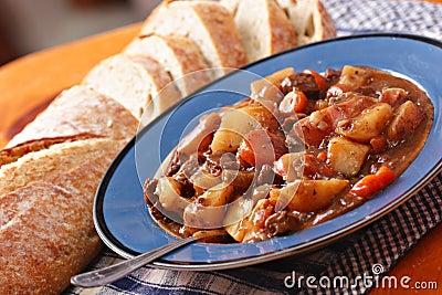 Pot roast platter