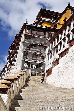 Free Potala Palace, Lhasa, Tibet Royalty Free Stock Photos - 15690368